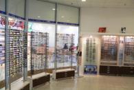 Мебели за оптика -