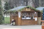 дървени търговски павилиони до 6кв.м